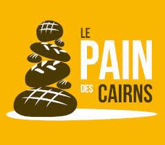 Le Pain des Cairns (boulangerie à Grenoble) - Logo