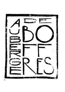 Auberge de Boffres - logo