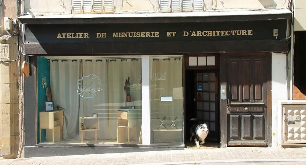 Menuiserie La Goupille (Romans-sur-Isère) - ancien atelier