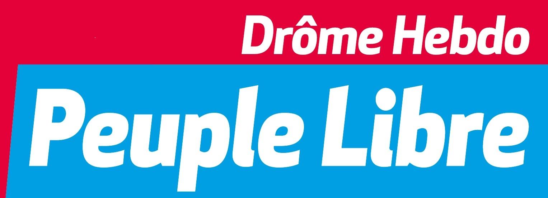 logo du journal drômois Peuple libre