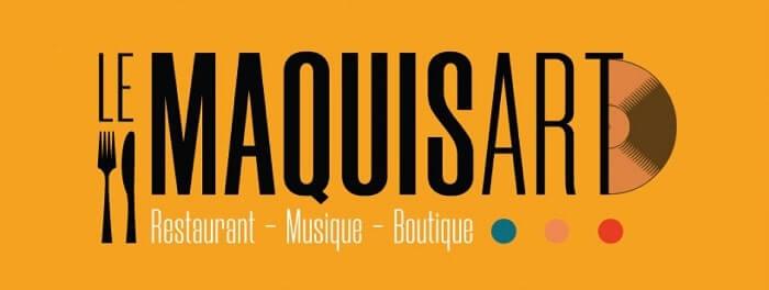 Bar-restaurant Le Maquisart - Logo
