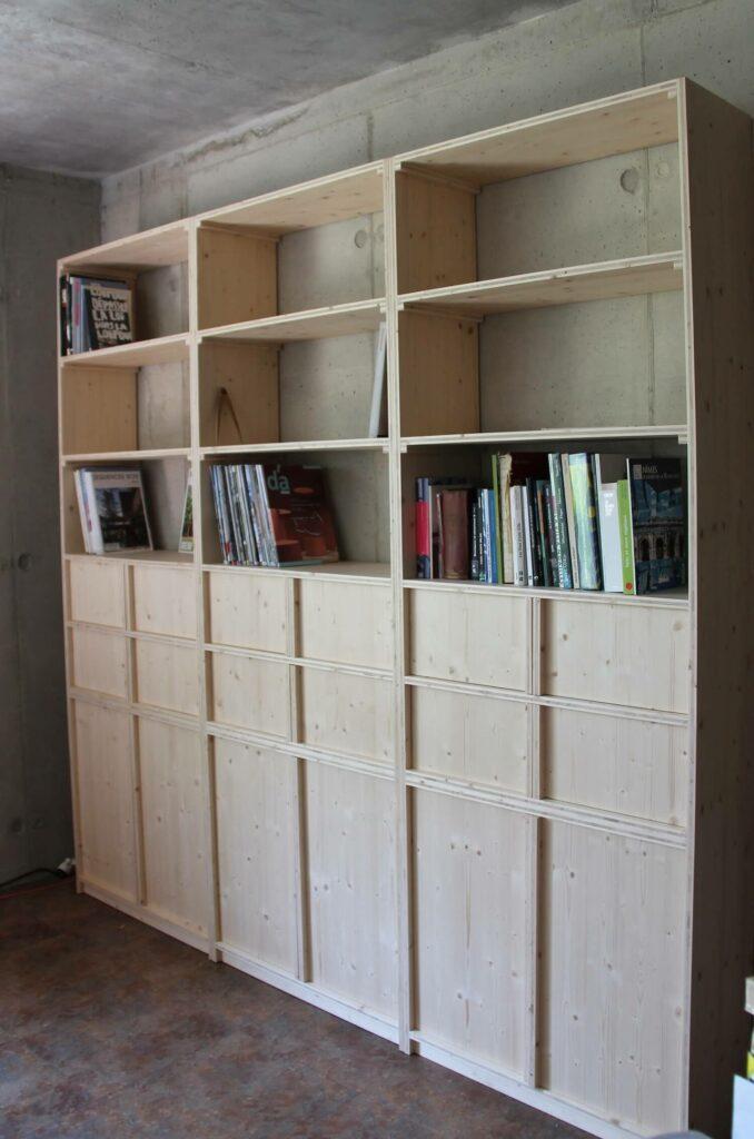 Menuiserie Romans - Atelier Joulie (cabinet d'architecture)